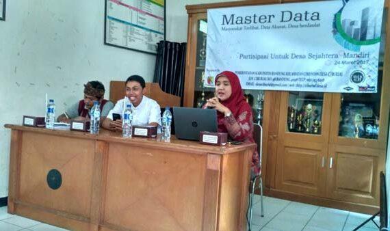 Master Data: Sosialisasi Layanan Puskesos Desa Ciburial
