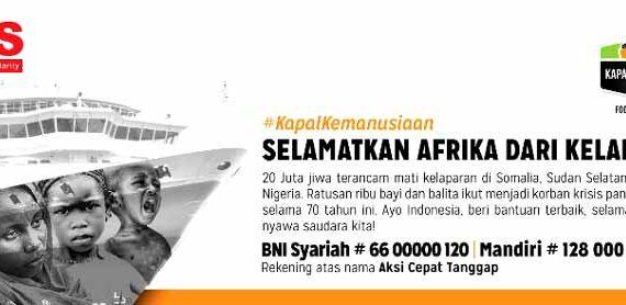 Ulurkan Bantuan untuk Saudara Kita di Nigeria