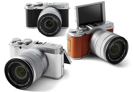 Menilik Fitur dari Fujifilm XA2